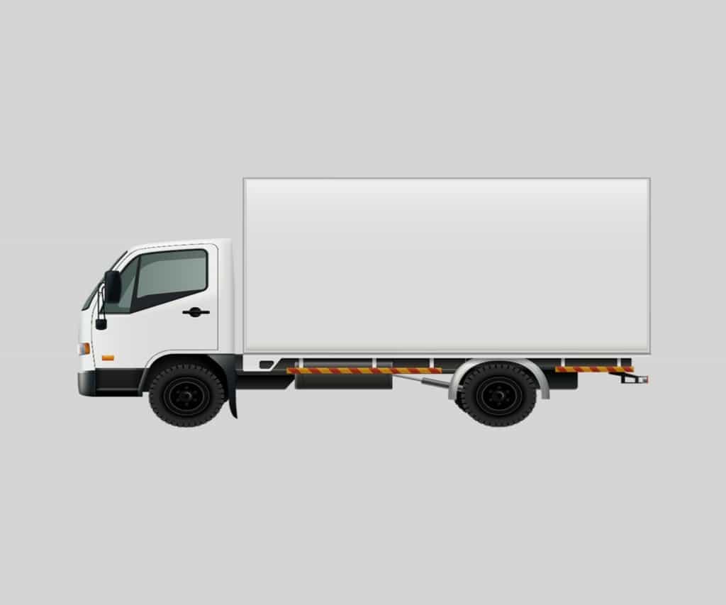 12 Feet Truck