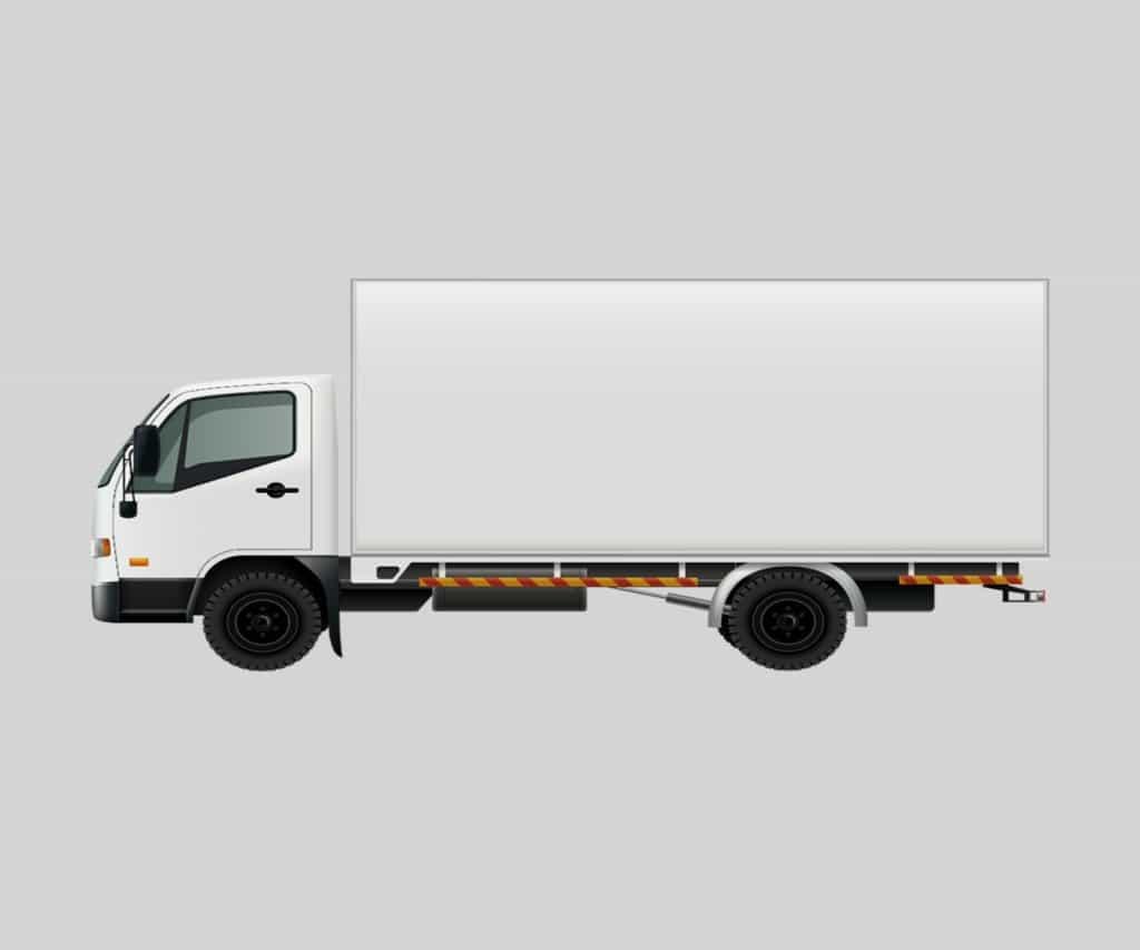 14 Feet Truck