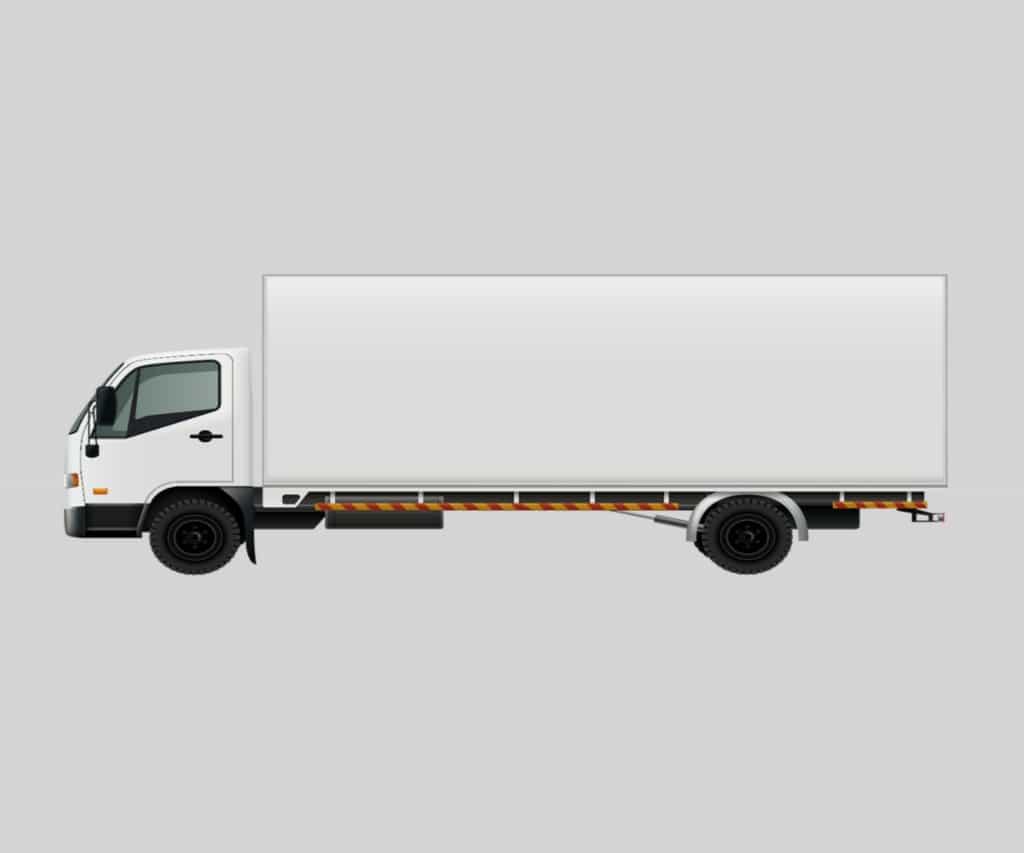 16 Feet Truck