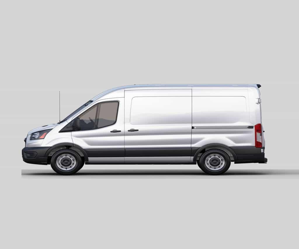 Medium Roof Van